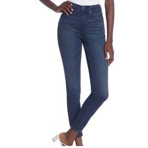 Good American good legs skinny jeans 25